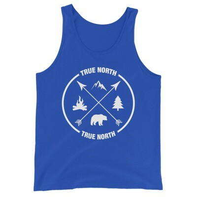 True North - Tank Top (UNISEX) (Multi Colors)
