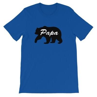 Papa Bear - T-Shirt (Multi Colors)