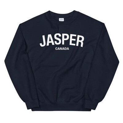 Jasper Alberta Canada - Sweatshirt (Multi Colors) The Rockies Canadian Rocky Mountains