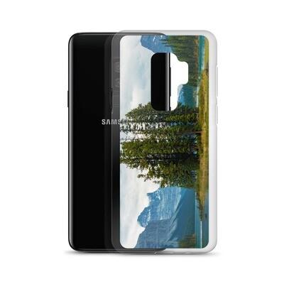 Samsung Case - Spirit Island Jasper Alberta Canada The Rockies Canadian Rocky Mountains