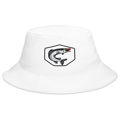 Fishing - Bucket Hat (Multi Colors) The Rocky Mountains Canadian American Rockies