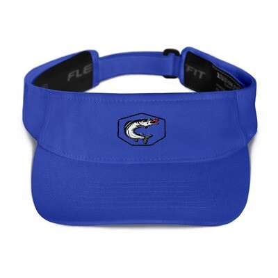 Fishing - Visor (Multi Colors) The Rocky Mountains Canadian American Rockies