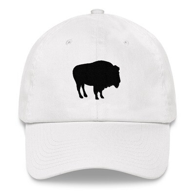 Bison - Baseball / Dad hat (Multi Colors) The Rocky Mountains Canadian American Rockies