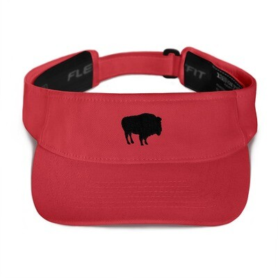 Bison - Visor (Multi Colors) The Rocky Mountains Canadian American Rockies