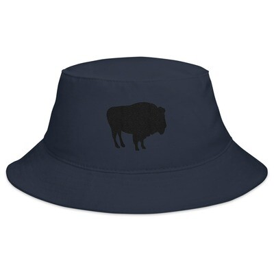 Bison - Bucket Hat (Multi Colors) The Rocky Mountains Canadian American Rockies