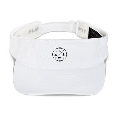 The Rockies - Visor (Multi Colors) Canadian American Rocky Mountains