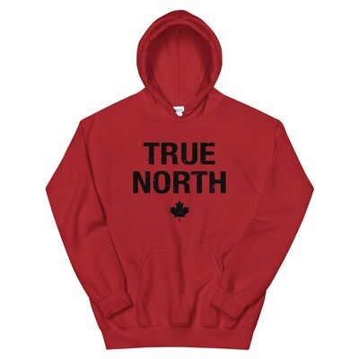 True North - Hoodie (Multi Colors) The Rockies Canadian Rocky Mountains