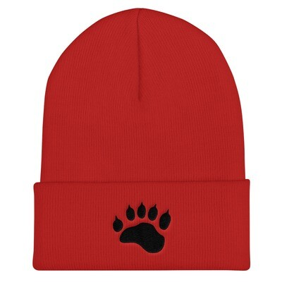 Bear Paw - Cuffed Beanie (Multi Colors) The Rocky Mountains Canadian American Rockies