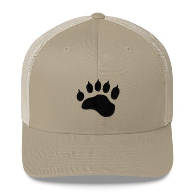 Bear Paw - Trucker Cap (Multi Colors) The Rocky Mountains Canadian American Rockies