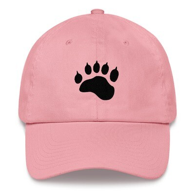 Bear Paw - Baseball / Dad hat (Multi Colors) The Rocky Mountains Canadian American Rockies