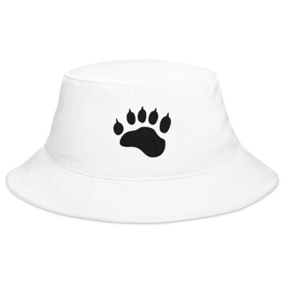 Bear Paw - Bucket Hat (Multi Colors) The Rocky Mountains Canadian American Rockies