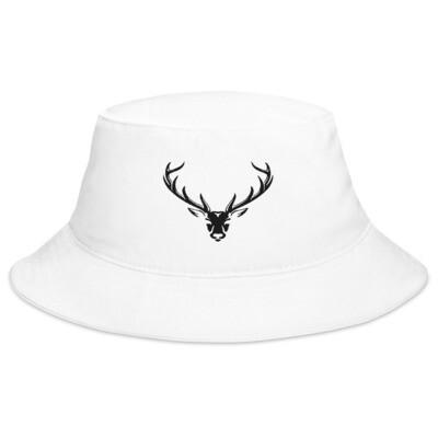 Deer Head - Bucket Hat (Multi Colors) The Rocky Mountains Canadian American Rockies