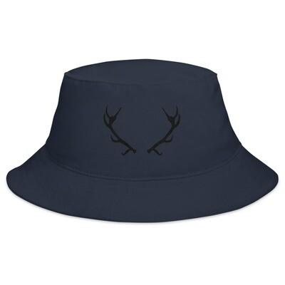 Deer Antlers - Bucket Hat (Multi Colors) The Rocky Mountains Canadian American Rockies