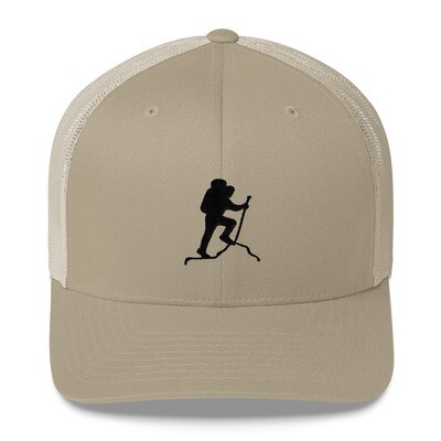 Hiking - Trucker Cap (Multi Colors) The Rocky Mountains Canadian American Rockies