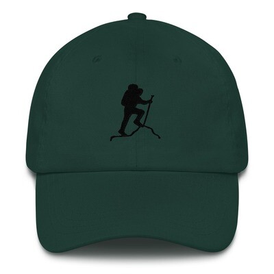 Hiking - Baseball / Dad hat (Multi Colors) The Rocky Mountains Canadian American Rockies