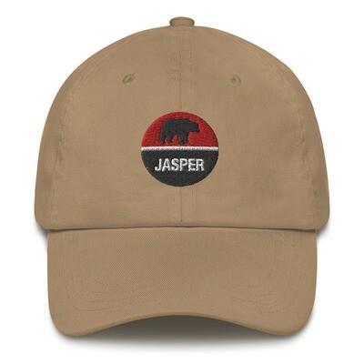 Jasper Alberta Canada - Baseball / Dad hat (Multi Colors) The Rockies Canadian Rocky Mountains