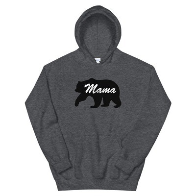 Mama Bear - Hoodie (Multi Colors)