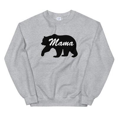Mama Bear - Sweatshirt (Multi Colors)