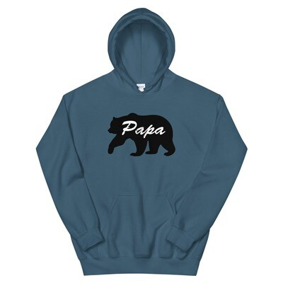 Papa Bear - Hoodie (Multi Colors)