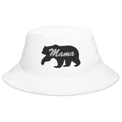 Mama Bear - Bucket Hat (Multi Colors) The Rocky Mountains