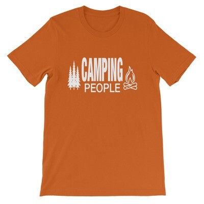 Camping People - T-Shirt (Multi Colors) The Rocky Mountains