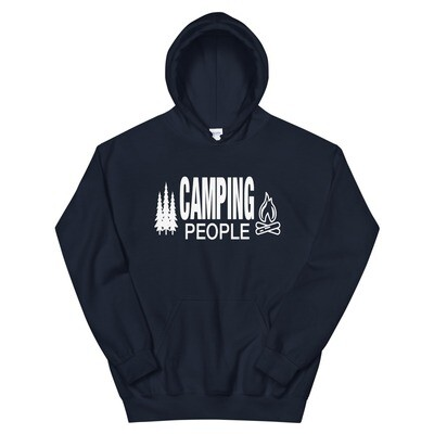 Camping People - Hoodie (Multi Colors) The Rocky Mountains
