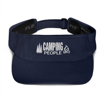 Camping People - Visor (Multi Colors) The Rocky Mountains
