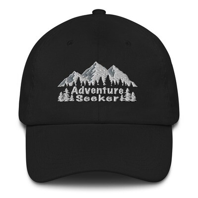 Adventure Seeker - Baseball / Dad hat (Multi Colors) The Rocky Mountains