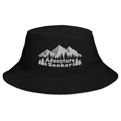 Adventure Seeker - Bucket Hat (Multi Colors) The Rocky Mountains