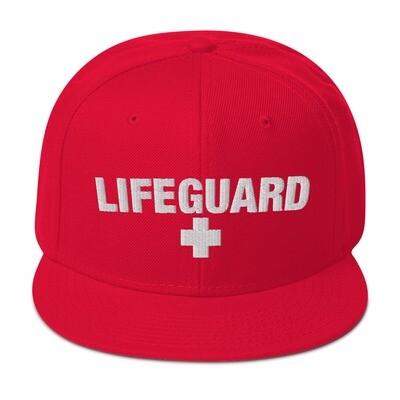 LIFEGUARD - Snapback Hat (Multi Colors)