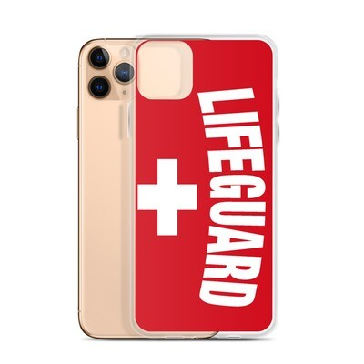 LIFEGUARD - iPhone Case (Multi Sizes)