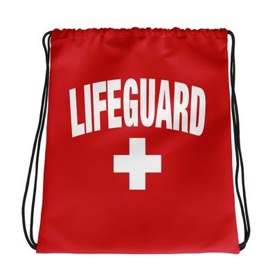 LIFEGUARD- Drawstring bag