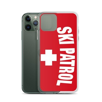 SKI PATROL - iPhone Case