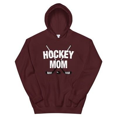Hockey Mom - Hoodie (Multi Colors)