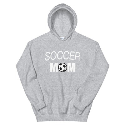 Soccer Mom - Hoodie (Multi Colors)