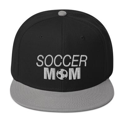 Soccer Mom - Snapback Hat (Multi Colors)