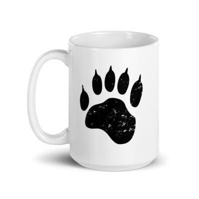 Bear Paw - Mug