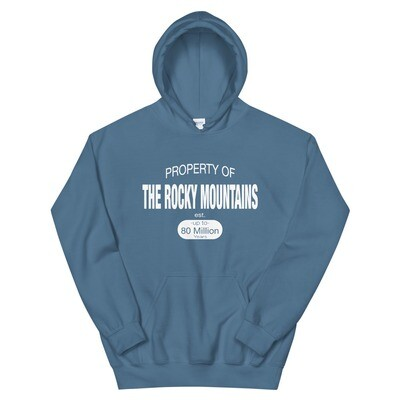 Property of The Rocky Mountains - Hoodie (Multi Colors)
