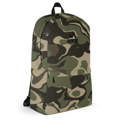 Forest (Hunting) Camo - Backpack