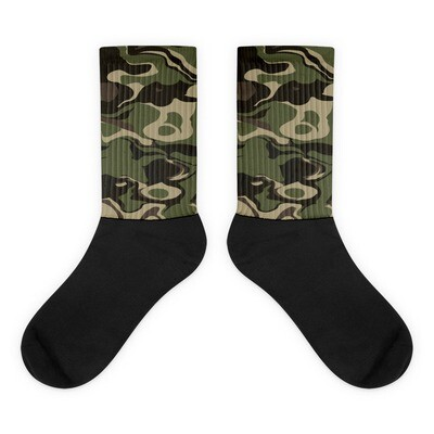 Forest (Hunting) Camo - Socks (Multi Sizes)