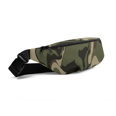 Forest (Hunting) Camo - Fanny Pack (Multi Sizes)