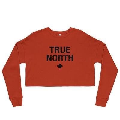 True North - Crop Sweatshirt (Multi Colors)