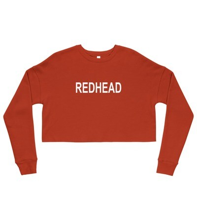 Redhead - Crop Sweatshirt (Multi Colors)