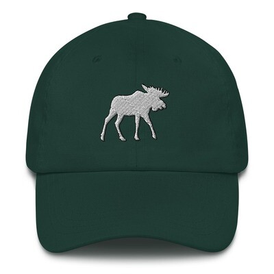 Moose - Dad hat (Multi Colors) The Rocky Mountains Canadian American Rockies