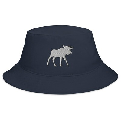 Moose - Bucket Hat (Multi Colors) The Rocky Mountains Canadian American Rockies