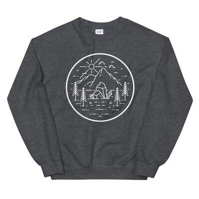 Vintage Adventure - Sweatshirt (Multi Colors)