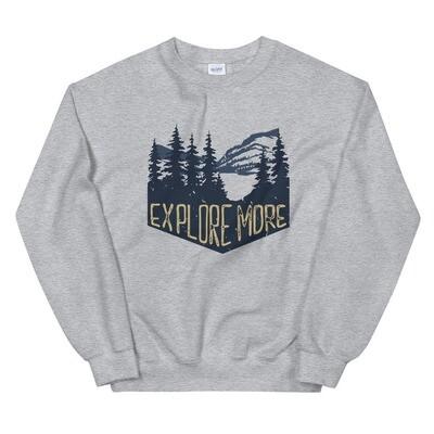 Explore More - Sweatshirt (Multi Colors)