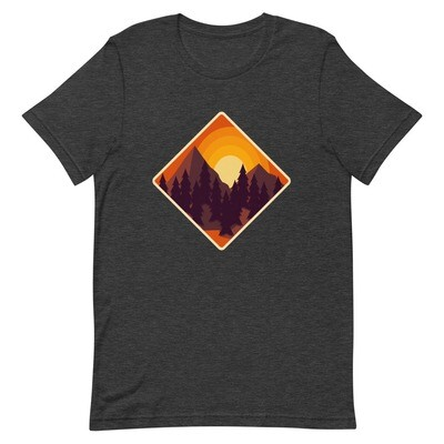 Mountain Sunset - T-Shirt (Multi Colors)