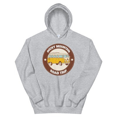 Rocky Mountain Road Trip - Hoodie (Multi Colors)