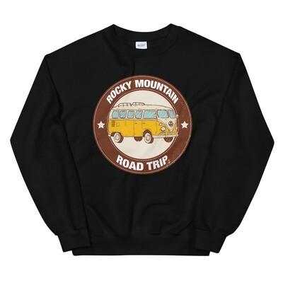 Rocky Mountain Road Trip - Sweatshirt (Multi Colors)
